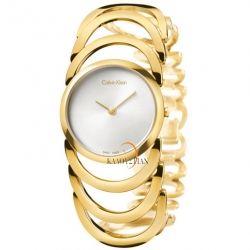 Calvin KLEIN Body Gold Stainless Steel Bracelet
