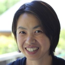 Mizue: I started out cooking in Japan, was a nutritionist. Then studied food science at RMIT. Went back to Japan to work in the food industry, then quit to become a cooking teacher. Then discovered macrobiotics and have since been teaching macrobiotics cooking.  www.yourfork.com