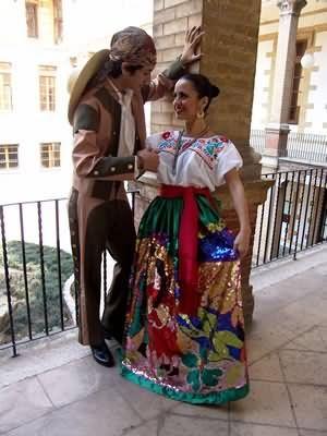 traje tipico de puebla - Buscar con Google