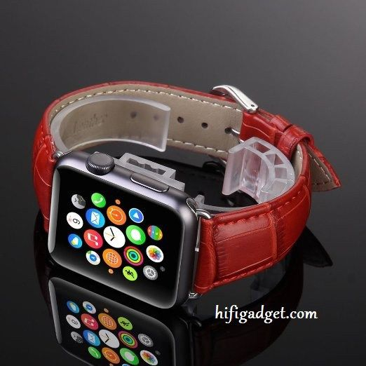 Apple-Watch-Sport-Band-Lamsung-Edition-42mm(Red)-Review