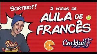 CocktailF - Dicas de francês! - YouTube