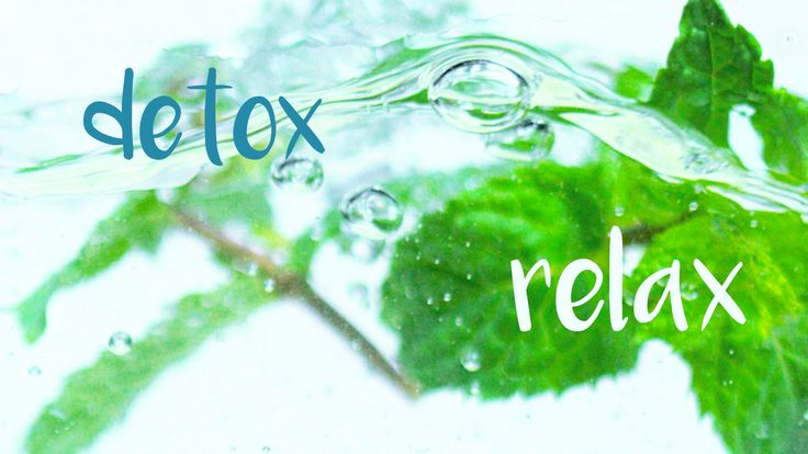 Detox With Me ASMR Style