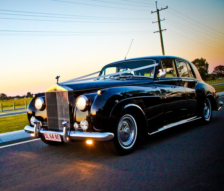 Classic Bentley Wedding Car: 16 Best Cool Limousine Images On Pinterest