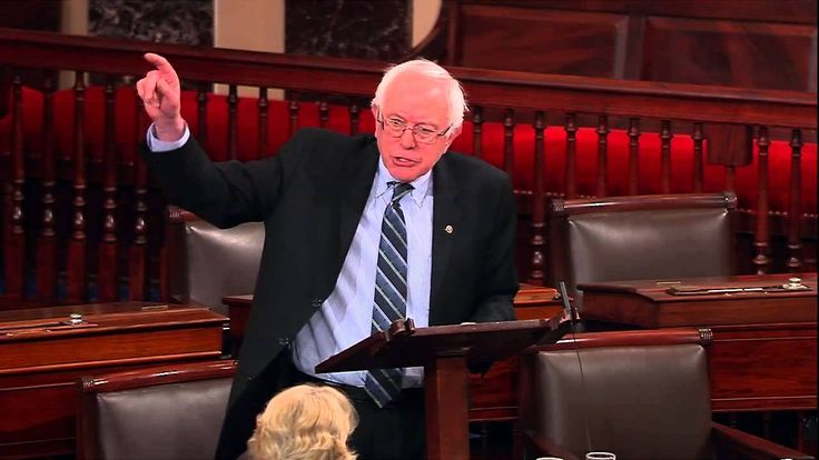 What Happened to the American Dream? (Bernie is the BEST!~~tko)
