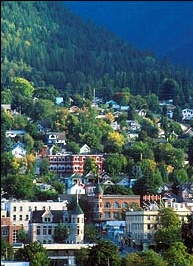 Nelson, BC. dreamy in the sense that i hope to visit someday.