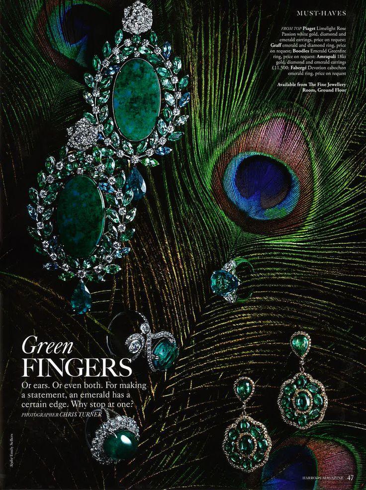Harrods Watches & Jewellery UK 2015