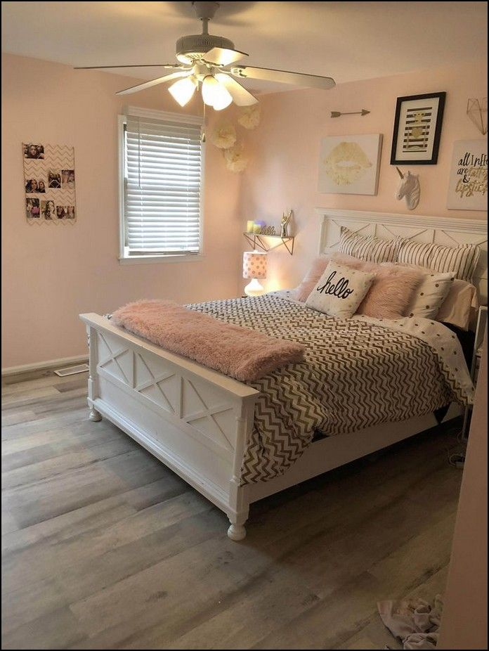 Teenage Rooms: 105+ Pretty Pink Bedroom Ideas For Your Lovely Daughter
