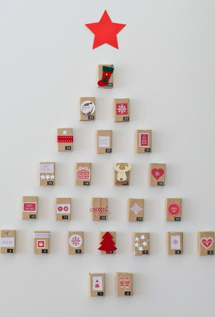 M s de 25 ideas incre bles sobre navidad minimalista en - Decoracion navidena minimalista ...