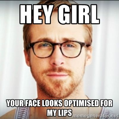 b1626459a2b5a5157a2112aaac8a6892 ryan gosling meme ryan gosling hey girl 88 best silly sausage images on pinterest ha ha, funny stuff and