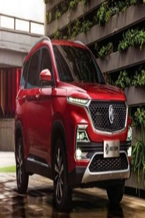 Mg Hector Suv Scores Big Sells 3 536 Units In October 2019