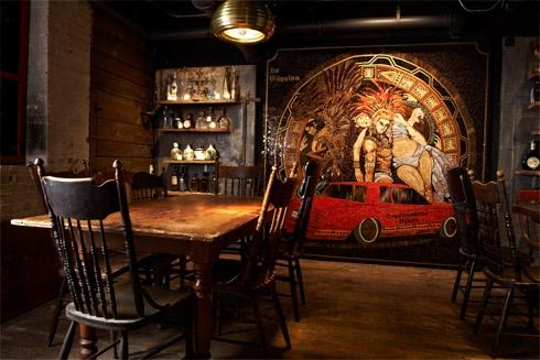 Brasserie 1 @ La Esquina - NYC Underground