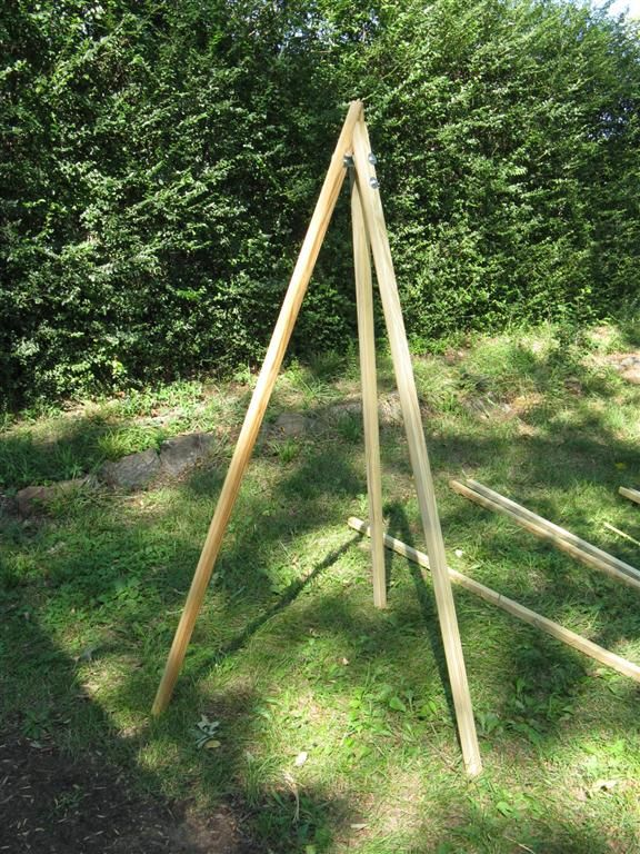 The Turtledog Stand Page 49 Hammock Chair Stand Diy