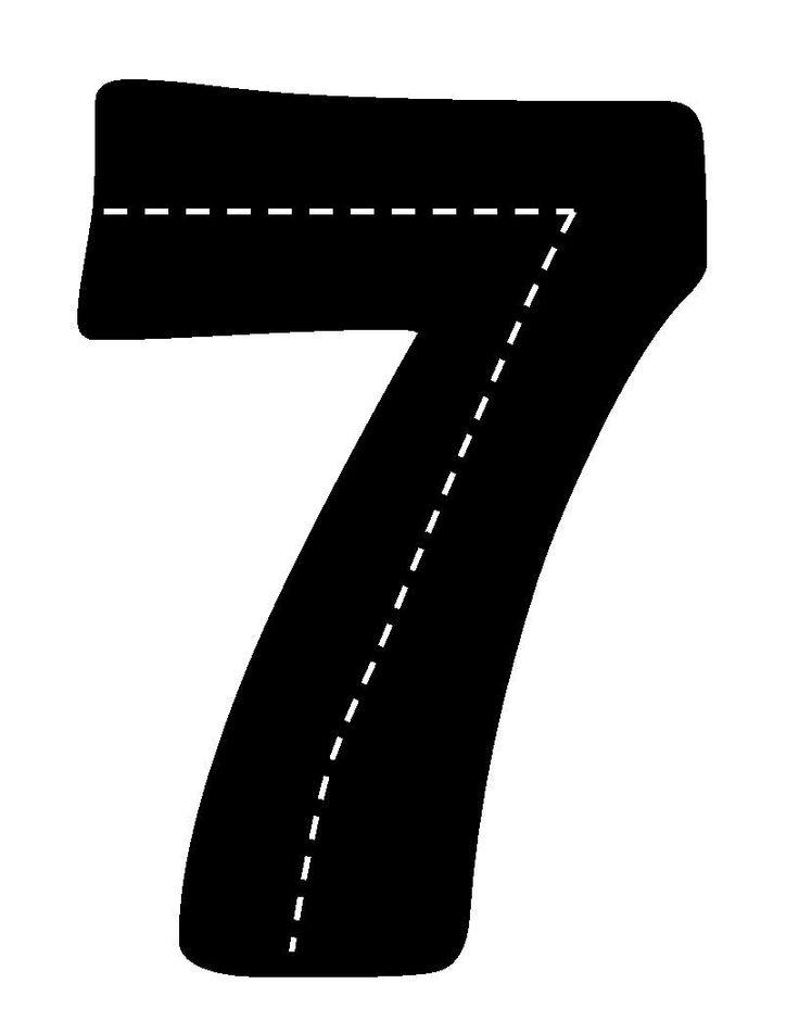 Verkeerscijfer 7