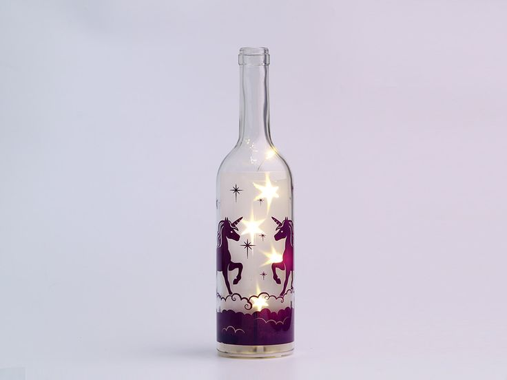 Decorative Bottles Wholesale Enchanting 17 Best Christmas Led Starling Bottle Light Images On Pinterest Design Ideas