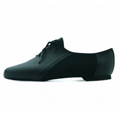 Bloch Neo-Jazz ,Jazz Shoes  Lace up, leather upper with neoprene mid-section to hug the arch. Rubber split sole.  Width : X  Colour : Black  Price: 37.00€