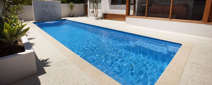 83 best images about lap pools on pinterest spanish for Pool design new zealand