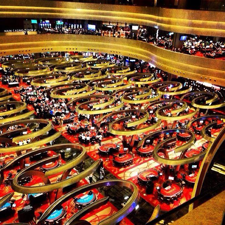Umsatz Casino Marina Bay Sands