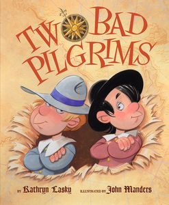 Two Bad Pilgrims - online freebie right now for class read aloud!