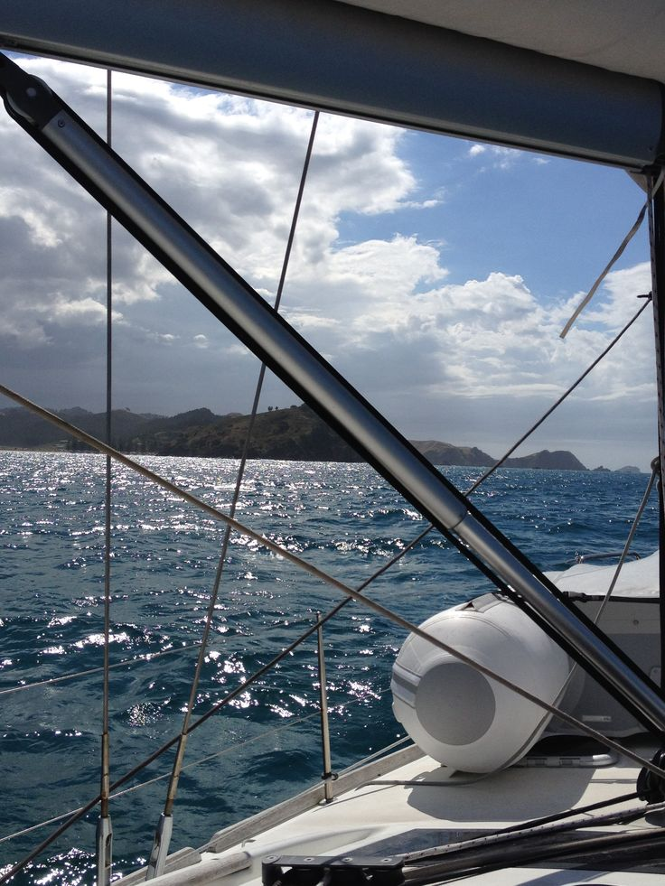 Sailing from Bay of Islands to Whangaroa