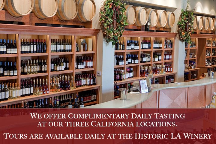 San Antonio Winery: Take a tour of the oldest winery in Los Angeles, and enjoy a great lunch/dinner with friends and family. Buy a bottle of Limoncello...it's great over vanilla ice cream!
