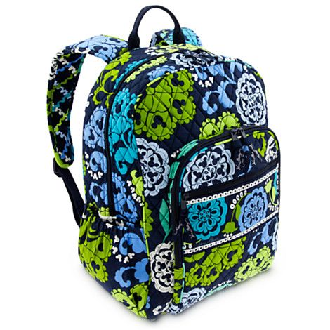 Where's Mickey? Campus Backpack by Vera Bradley | Disney Store