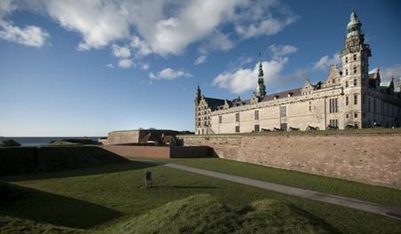 Kronborg Castle   (where Hamlet takes place): Favorite Places, Hamlet Castles, Castles Denmark, Copenhagen Denmark, Grownup Travel, Travel Guide, Helsingor Castles, Beautiful Denmark, Kronborg Castles