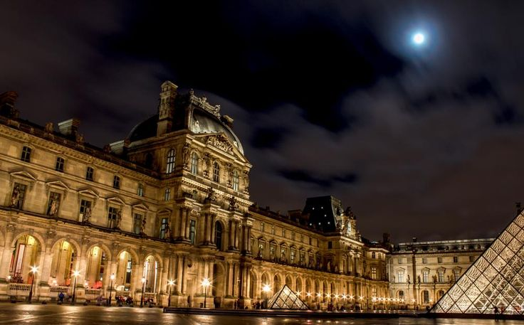 Le Louvre  by Katherina01