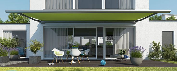 Patio Awnings UK, House and Garden Awning By Eden Verandas