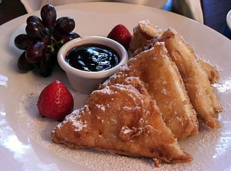 Monte Cristo Sandwich | weekend lunch ideas | Pinterest