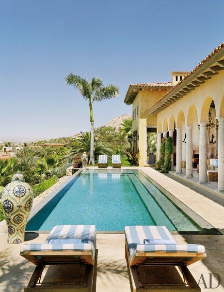 86 Best Pools Images On Pinterest Houses With Pools