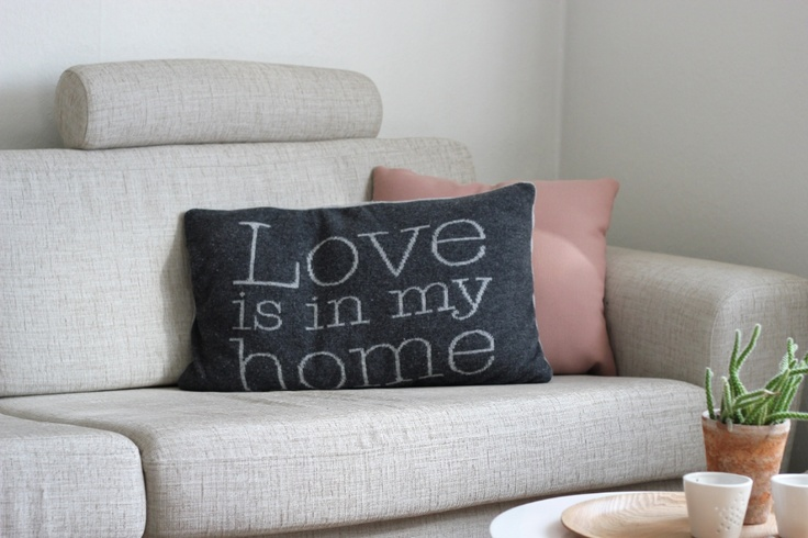 Home, sofa and pillows by blogliebling.dk