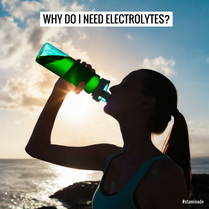 Electrolytes are crucial to recovery after any kind of endurance training, and the magnesium found in Staminade is an example of such an electrolyte. Why not find out more in our blog on our website?
