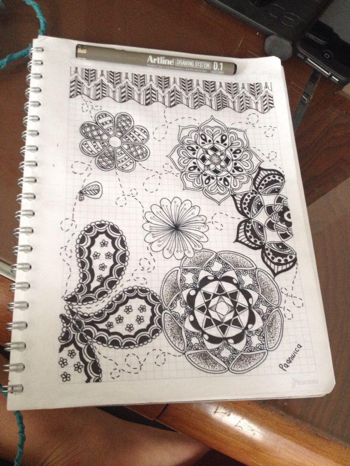 #mandala #love #draw #doodle