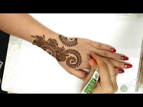 simple henna designs for beginners mehendi 2