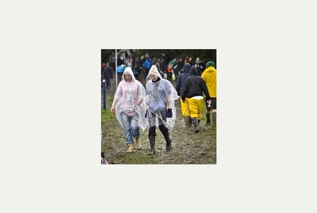 Glastonbury Festival: Weather Forecast:  It could be a mud bath as rain is forecast