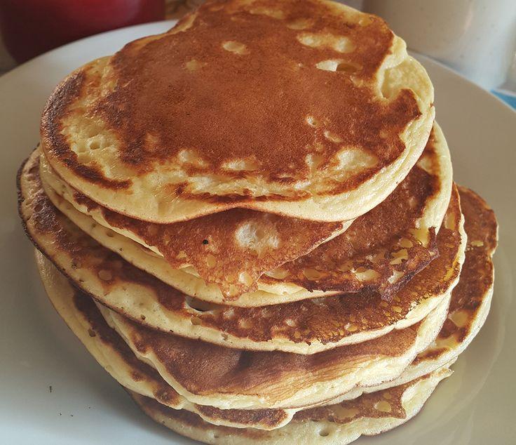 Pancakes au MASCARPONE sans farine pour diabétiques et adeptes de la diète…