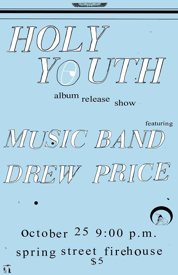 Holy Youth/Music Band/Drew Price
