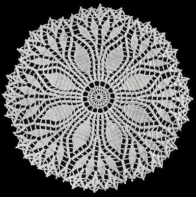I've made so many doilies before. Some of them I gave away as gifts, some sold at a garage sale, some of them I unraveled... I never get ti...