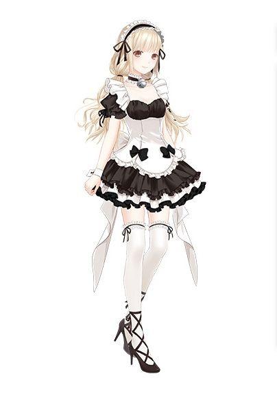 Chocolate maid