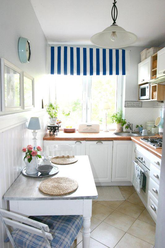 My little white Home: Jak pomalować meble kuchenne? Jak pomalować płytki? Post techniczny