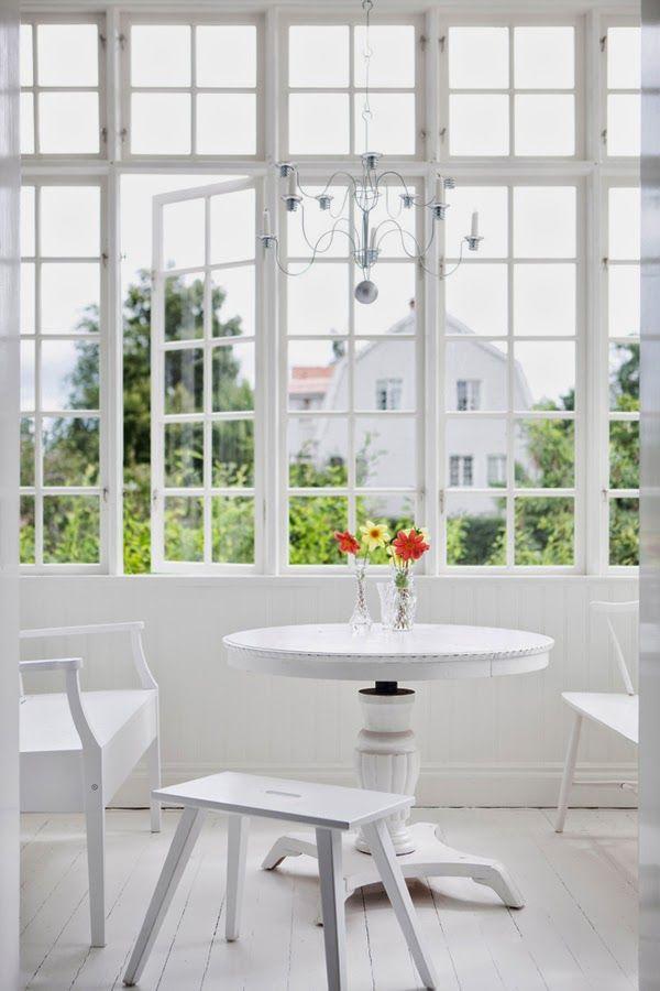 my scandinavian home: A lovely light, whimsical Swedish family home