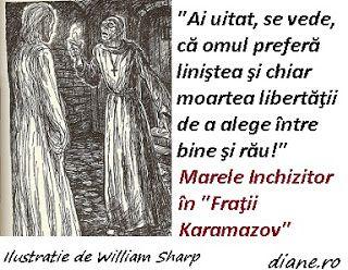"diane.ro: Dostoievski: Parabola Marelui Inchizitor din ""Fraţ..."