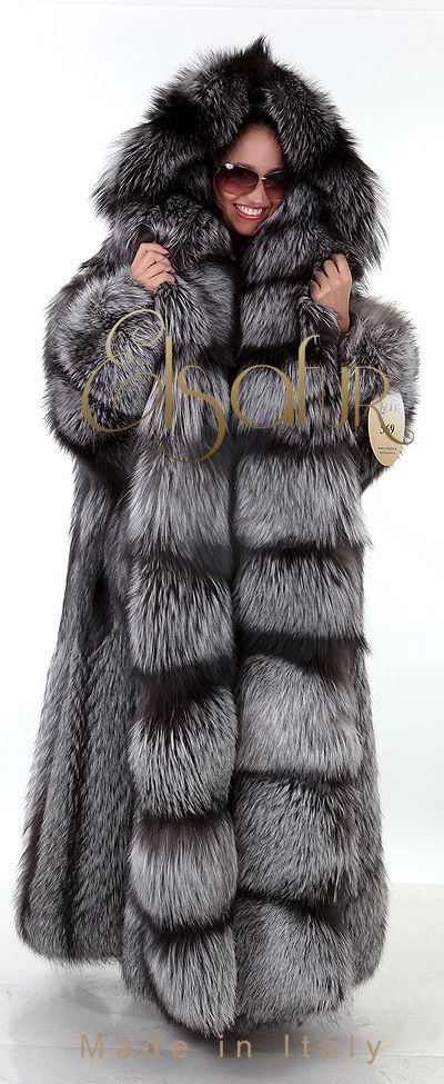 1000  images about passion for fur on Pinterest | Coats Silver