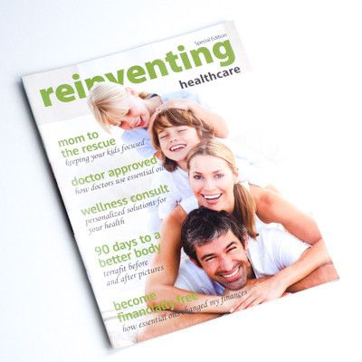 Reinventing Health Care Magazine   PURELIFEBALANCE.CA
