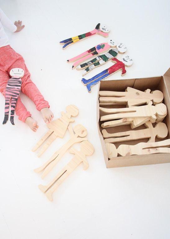 deas og mia: En DIY du kan gjøre med ungene
