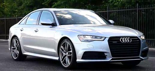 2017 Audi A6 Design