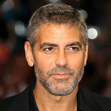 George Clooney. I guess some people are lucky and get better with age.