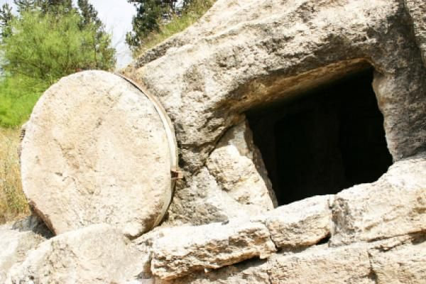 jesus tomb found 2015 | Holy Saturday is the day between Jesus Christ's crucifixion (Good ...