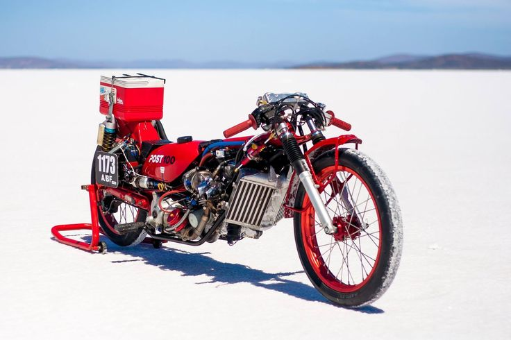 Post 100 Salt Lake Racer. The 100 mph CT 110 Postie Bike 111.476mph 2014