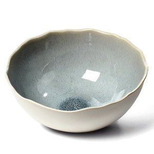 Jars Ceramistes' Plume Serving Bowl Gray now featured on Fab. $37
